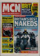 Motorcycle News Magazine Issue 03/06/2020