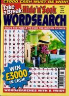 Take A Break Hide & Seek  Magazine Issue NO 6