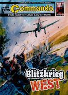 Commando Action Adventure Magazine Issue NO 5329