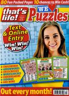 Thats Life We Love Puzzles Magazine Issue NO 13