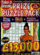 Tab Prize Puzzle Pack Magazine Issue NO 13
