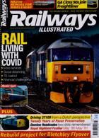 Railways Illustrated Magazine Issue JUL 20