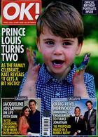 Ok! Magazine Issue NO 1235