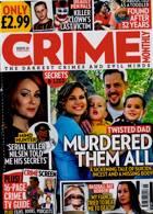 Crime Monthly Magazine Issue NO 15