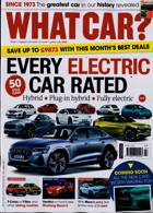 What Car Magazine Issue JUL 20