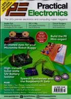 Practical Electronics Magazine Issue JUL 20