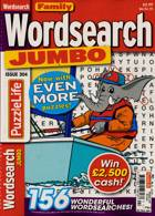 Family Wordsearch Jumbo Magazine Issue NO 304