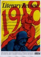 Literary Review Magazine Issue JUN 20