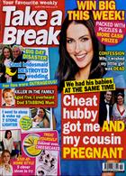 Take A Break Magazine Issue NO 19