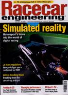 Racecar Engineering Magazine Issue JUL 20