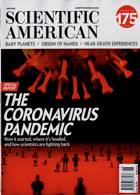 Scientific American Magazine Issue JUN 20