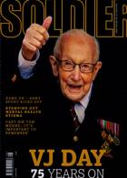 Soldier Monthly Magazine Issue AUG 20