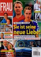 Frau Im Spiegel Weekly Magazine Issue NO 21