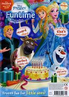 Frozen Funtime Magazine Issue NO 9