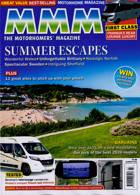 Motor Caravan Mhome Magazine Issue SUMMER