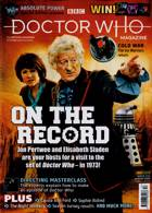 Doctor Who Magazine Issue NO 553