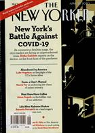New Yorker Magazine Issue 27/04/2020