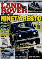 Land Rover Monthly Magazine Issue AUG 20