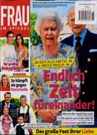 Frau Im Spiegel Weekly Magazine Issue NO 26