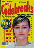 Just Codebreaks Magazine Issue NO 183