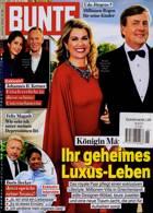 Bunte Illustrierte Magazine Issue NO 26