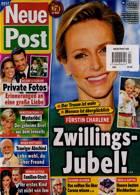 Neue Post Magazine Issue NO 24