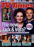 Tv Times England Magazine Issue 27/06/2020