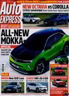 Auto Express Magazine Issue 24/06/2020