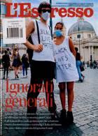L Espresso Magazine Issue NO 25