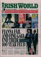 Irish World Magazine Issue 20/06/2020