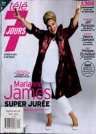 Tele 7 Jours Magazine Issue NO 3134