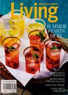Martha Stewart Living Magazine Issue JUN 20