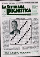 La Settimana Enigmistica Magazine Issue NO 4604