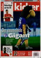 Kicker Montag Magazine Issue NO 23