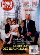 Point De Vue Magazine Issue NO 3750