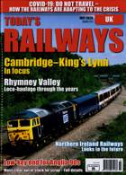 Todays Railways Uk Magazine Issue JUL 20