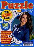 Puzzle Time Magazine Issue NO 90