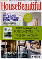 House Beautiful  Magazine Issue JUN 20