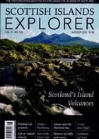 Scottish Islands Explorer Magazine Issue AUG-SEP