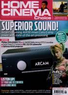 Home Cinema Choice Magazine Issue AUG 20