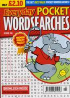 Everyday Pocket Wordsearch Magazine Issue NO 90
