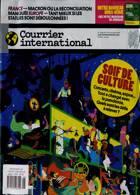 Courrier International Magazine Issue NO 1546