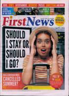 First News Magazine Issue NO 734