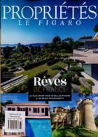 Proprietes Le Figaro  Magazine Issue NO 184