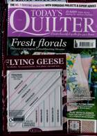 Todays Quilter Magazine Issue NO 63
