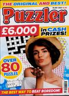 Puzzler Magazine Issue NO 601
