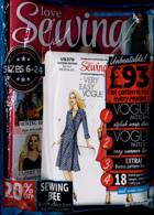 Love Sewing Magazine Issue NO 82
