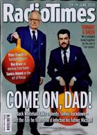 Radio Times London Edition Magazine Issue 13/06/2020