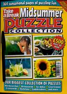 Tab Puzzle Collection Magazine Issue M/SUMMER