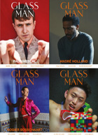 Glass Man Magazine Issue